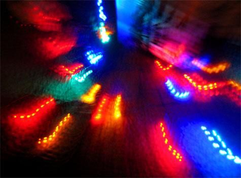 LEDs!