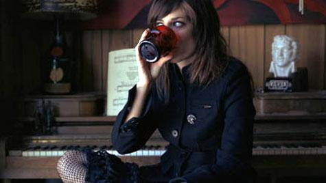 Nicole Atkins - Photo by Jeremy Balderson