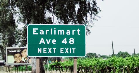 Earlimart, California