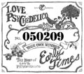 Love Psychedelico - Early Times